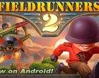 Fieldrunners 2 Google Play gra na Androida Płatne tower defense
