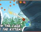 App Store Bombcats Chillingo gra zręcznościowa