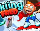 Darmowe gra na iOS gra zręcznościowa przecena w App Store Skiing Fred