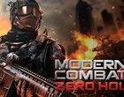 App Store gameloft Google Play Modern Combat 4: Zero Hour Płatne windows phone store