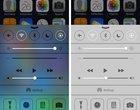 efekt przezroczystości iOS 7 przyspieszenie ios 7