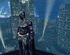 Batman człowiek nietoperz futurystyczne roboty Płatne Sci-Fi science fiction