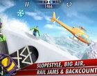 App Store gra 2D Płatne SuperPro Snowboarding