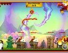 Darmowe gra akcji nokia ogień smok snake wąż zniszczenie