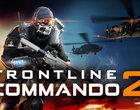 Darmowe Frontline Commando 2 Glu Google Play gra TPP