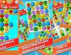 Darmowe gra logiczna owoce prosta gra Windows Phone 8