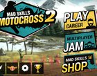 App Store Google Play gra 2D gra samochodowa Mad Skills Motocross 2 Turborilla