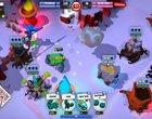 Darmowe Dethroned! Google Play gra strategiczna RTS tower defense