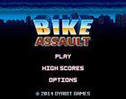App Store Bike Assault Darmowe gra 2D gra samochodowa