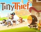 App Store Darmowe Google Play gra 2D Płatne Rovio Tiny Thief