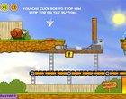 Darmowe gra logiczna gra platformowa łamigłówki platformówka ślimak zagadki zagadki logiczne