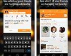 ` App Store Darmowe Foursquare Google Play swarm