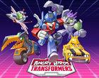 Angry Birds Transformers wściekłe ptaki Złe Świnie
