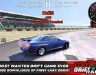 Darmowe drift drifting gra samochodowa gtr skyline szybcy i wściekli Wyścigi