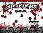 endless runner Super Meat Boy Forever Team Meat