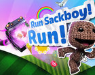 gra platformowa LittleBigPlanet platformówka Run Sackboy Run!