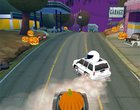 Darmowe gra wyścigowa Halloween straszne święto Wyścigi