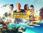 Agents of Storm Darmowe Remedy tower defense