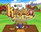Behold Studios Knights of Pen & Paper Płatne rpg