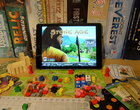 abalone Galaxy Trucker gry planszowe iPad planszoManiaK Ticket to Ride