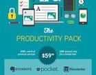 Evernote LastPass Płatne Pocket promocja Wunderlist