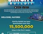Darmowe EA Mobile gra ekonomiczna gra strategiczna SimCity BuildIt strategia