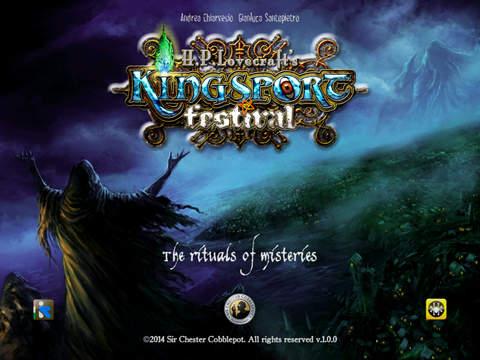 Kingsport Festiwal / fot. App Store