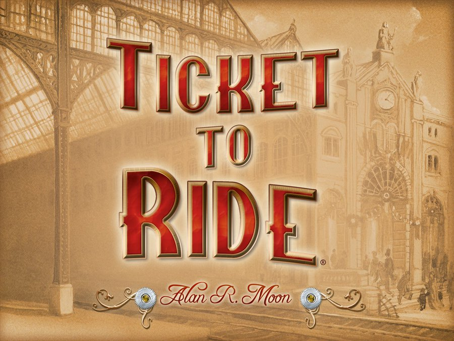 Ticket to Ride / fot. appManiaK.pl