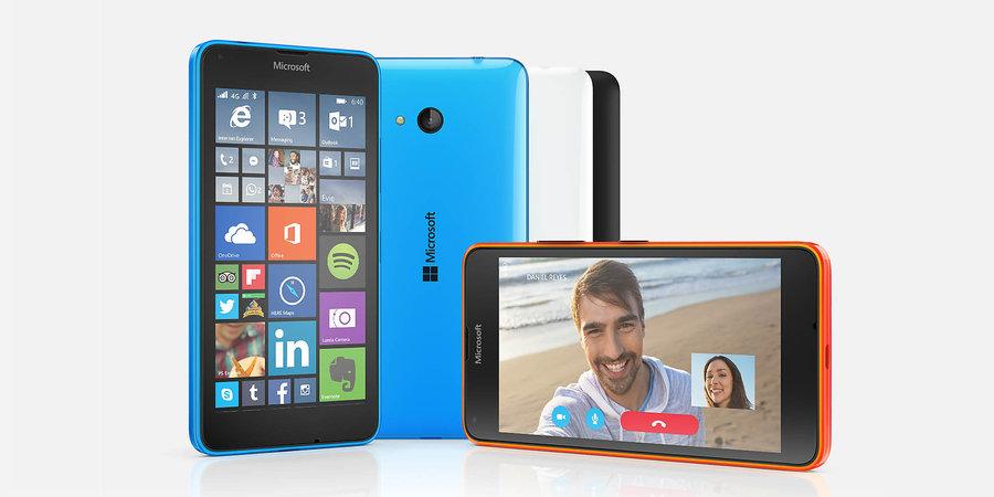 Czy wkrótce uruchomimy aplikację z Androida na Lumii 640? / fot. Microsoft