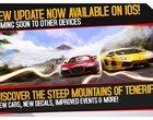 aktualizacja dla iOS Asphalt 8 Airborne gameloft Wyścigi