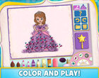 Android Disney Color and Play interaktywna kolorowanka iOS