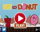 Android Eat the Donut gra zręcznościowa