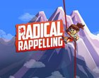 endless runner gra zręcznościowa Halfbrick Studios Radical Rappeling