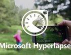 microsoft hyperlapse nagrywanie wideo