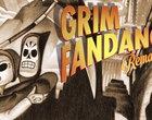 double fine productions gra przygodowa grim fandango