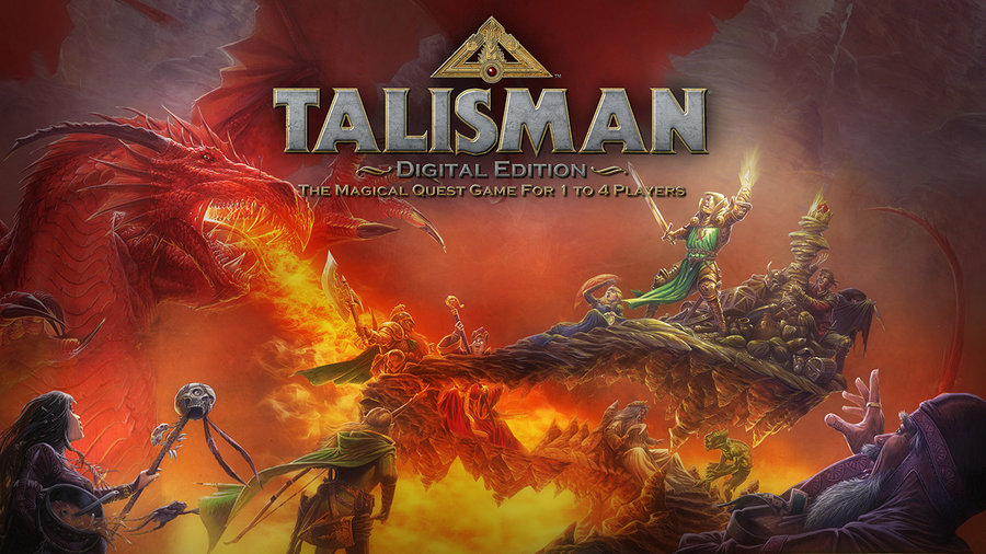 Talisman: Digital Edition / fot. steamcommunity.com/