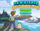 gra platformowa PewdiePie: Legend of the Brofist