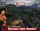 premiera Rambo: The Mobile Game
