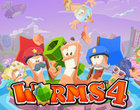 gra zręcznościowa Worms 4