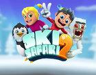 gra zręcznościowa premiera Ski Safari 2