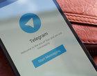 aktualizacja odświeżony interfejs telegram