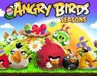aktualizacja Angry Birds Seasons gra zręcznościowa nowe poziomy