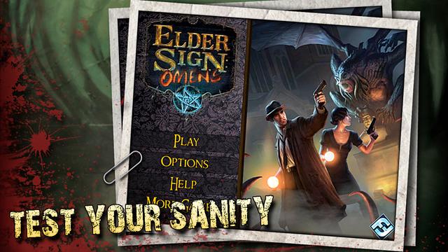 Elder Sign Omens / fot. App Store