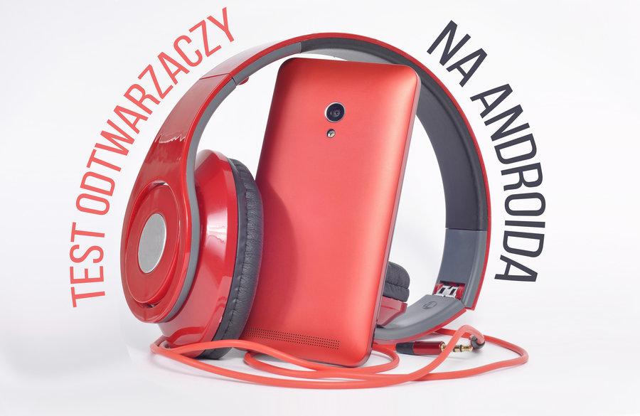 Jaki odtwarzacz audio Android p0