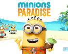 Minion Paradise premiera