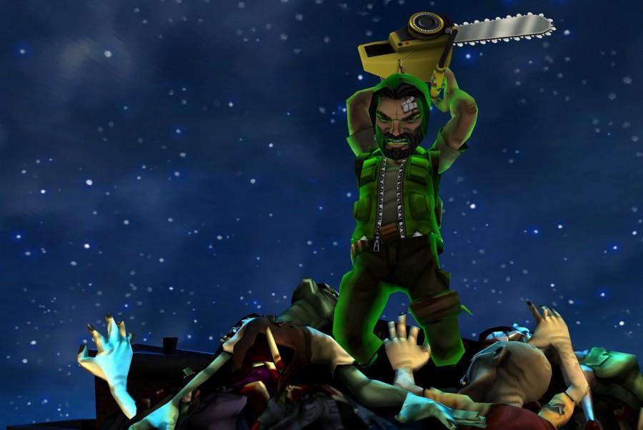 Zombies!!!! / fot. appManiaK.pl