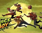 gra platformowa QuickBoy