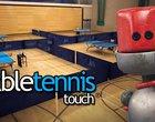 aktualizacja nowe funkcje Table Tennis Touch tryb multiplayer