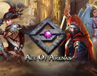 Ace of Arenas gra zręcznościowa MOBA multiplayer