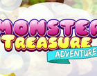 gra puzzle Monster Treasure Adventure premiera